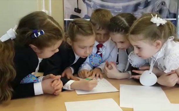 Первоклашки первые на городском конкурсе сказок