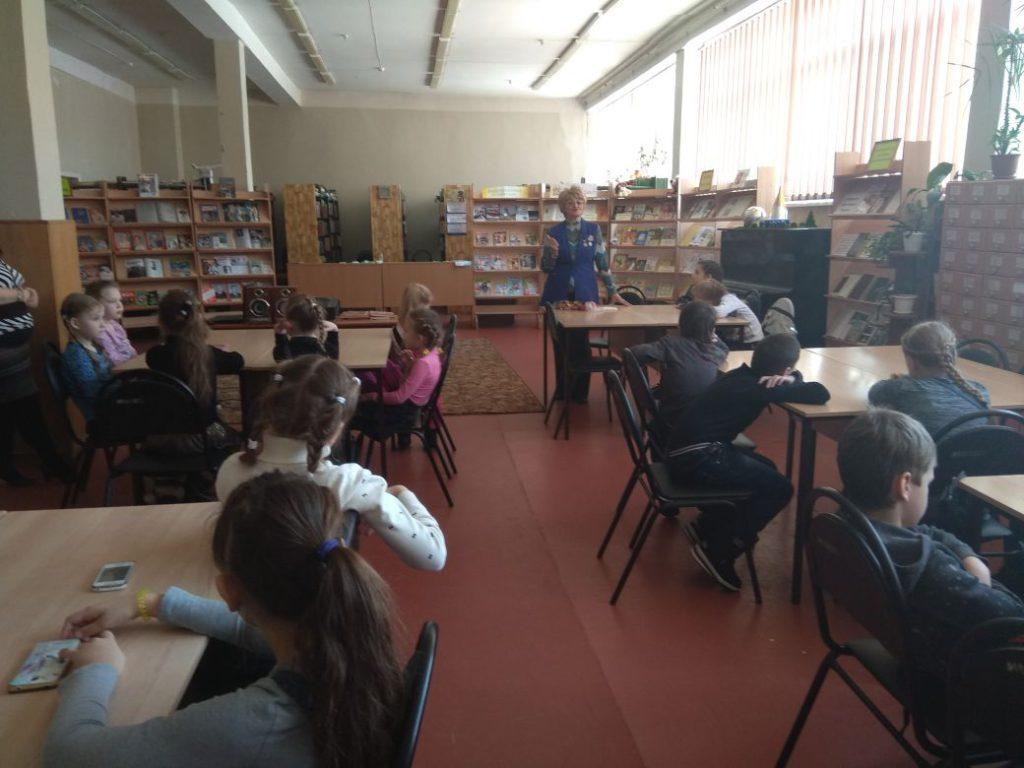 1 А в библиотеке