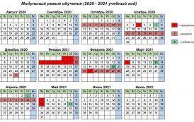 Школы в Ульяновске перешли на триместры
